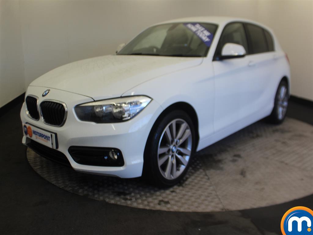 BMW 1 Series Sport - Stock Number (982473) - Passenger side front corner