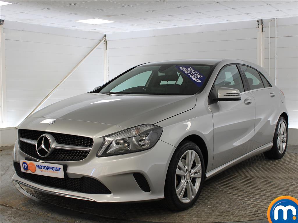 Mercedes-Benz A Class Sport - Stock Number (984668) - Passenger side front corner
