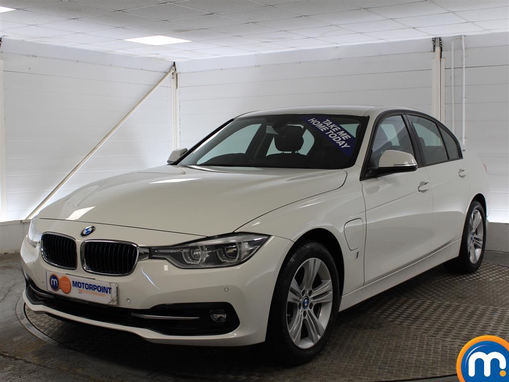 BMW 3 Series Sport - Stock Number (981874) - Passenger side front corner