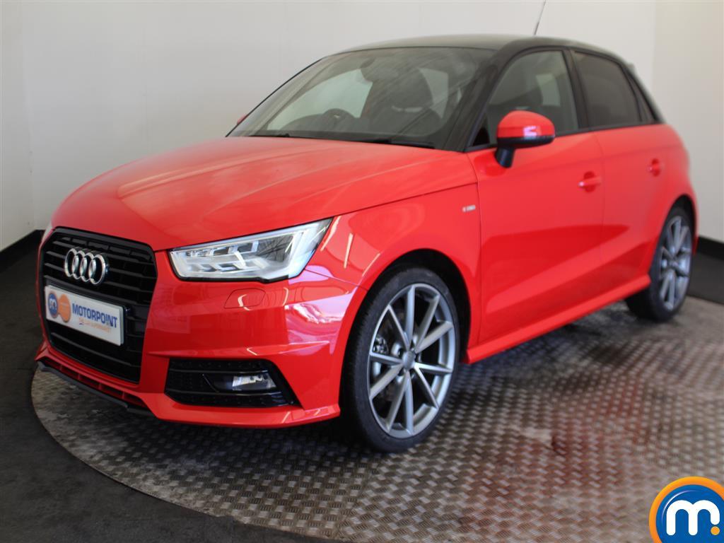 Audi A1 Black Edition Nav - Stock Number (981117) - Passenger side front corner