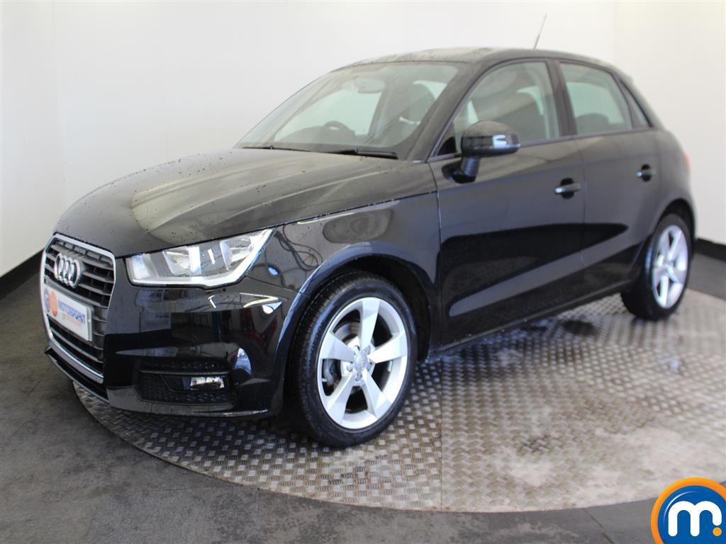 Audi A1 Sport - Stock Number (983718) - Passenger side front corner