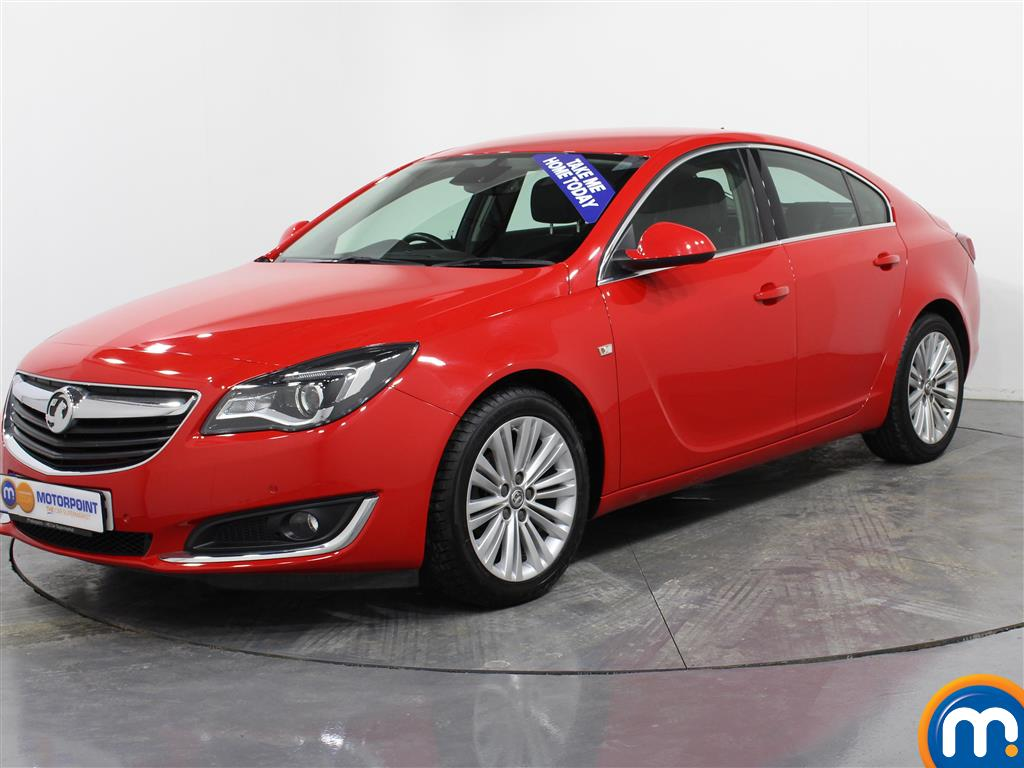 Vauxhall Insignia Tech Line - Stock Number (969852) - Passenger side front corner