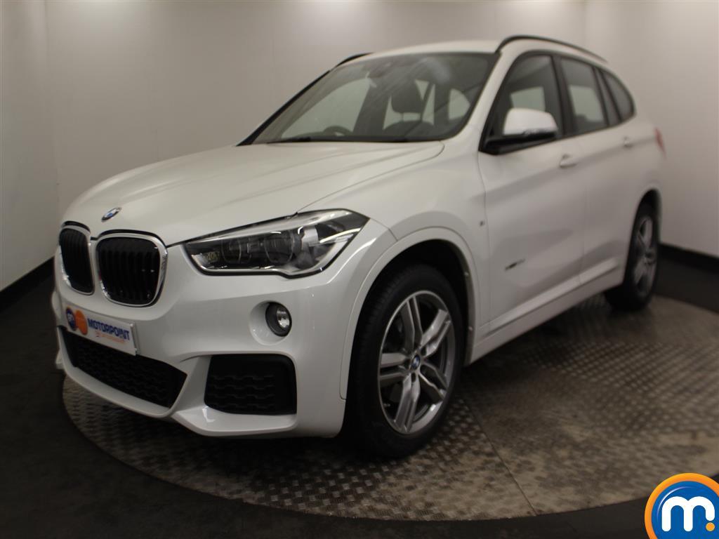 BMW X1 M Sport - Stock Number (980941) - Passenger side front corner