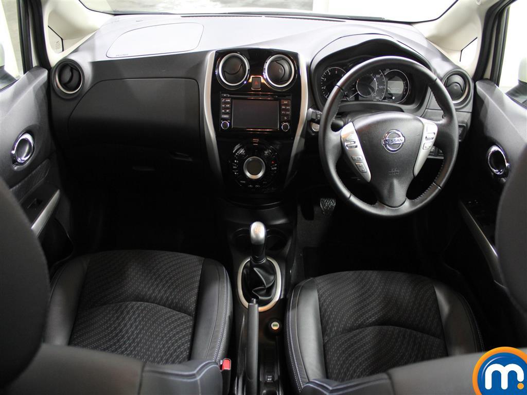 Nissan Note Tekna Manual Diesel Hatchback - Stock Number (971481) - 5th supplementary image