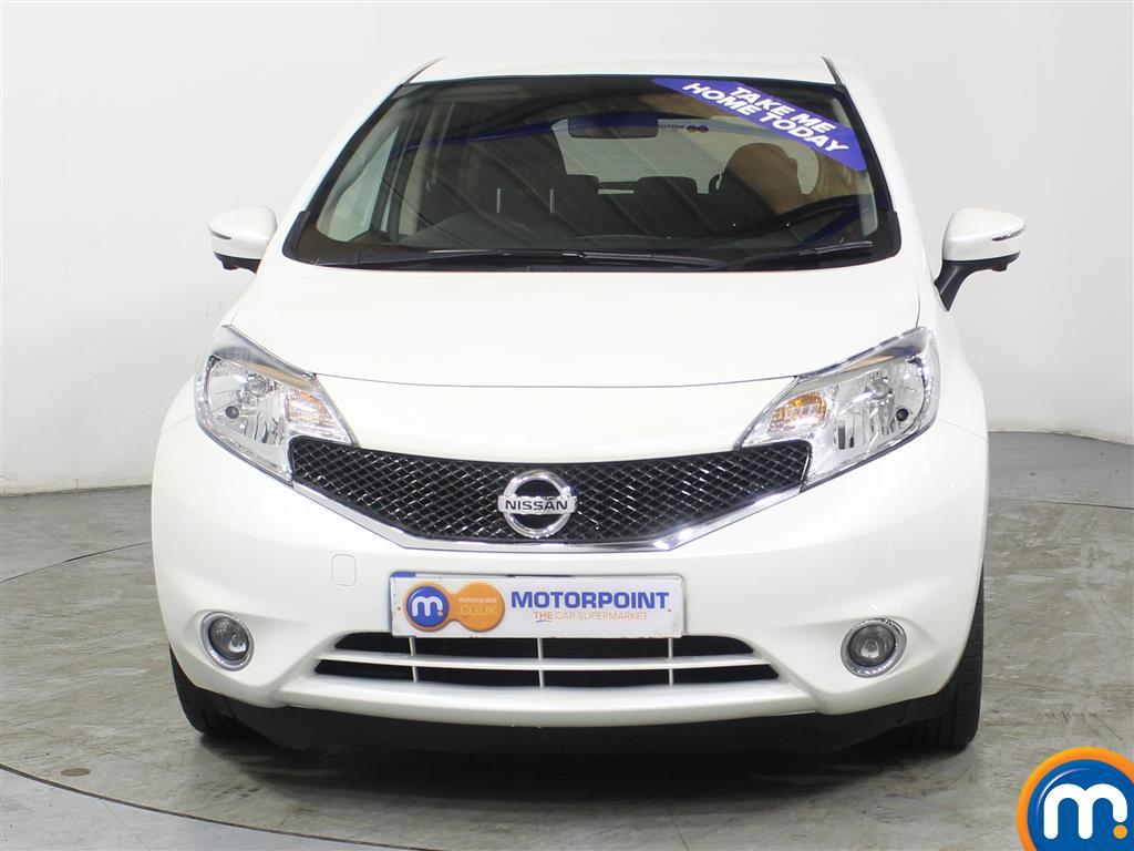 Nissan Note Tekna Manual Diesel Hatchback - Stock Number (971481) - Front bumper