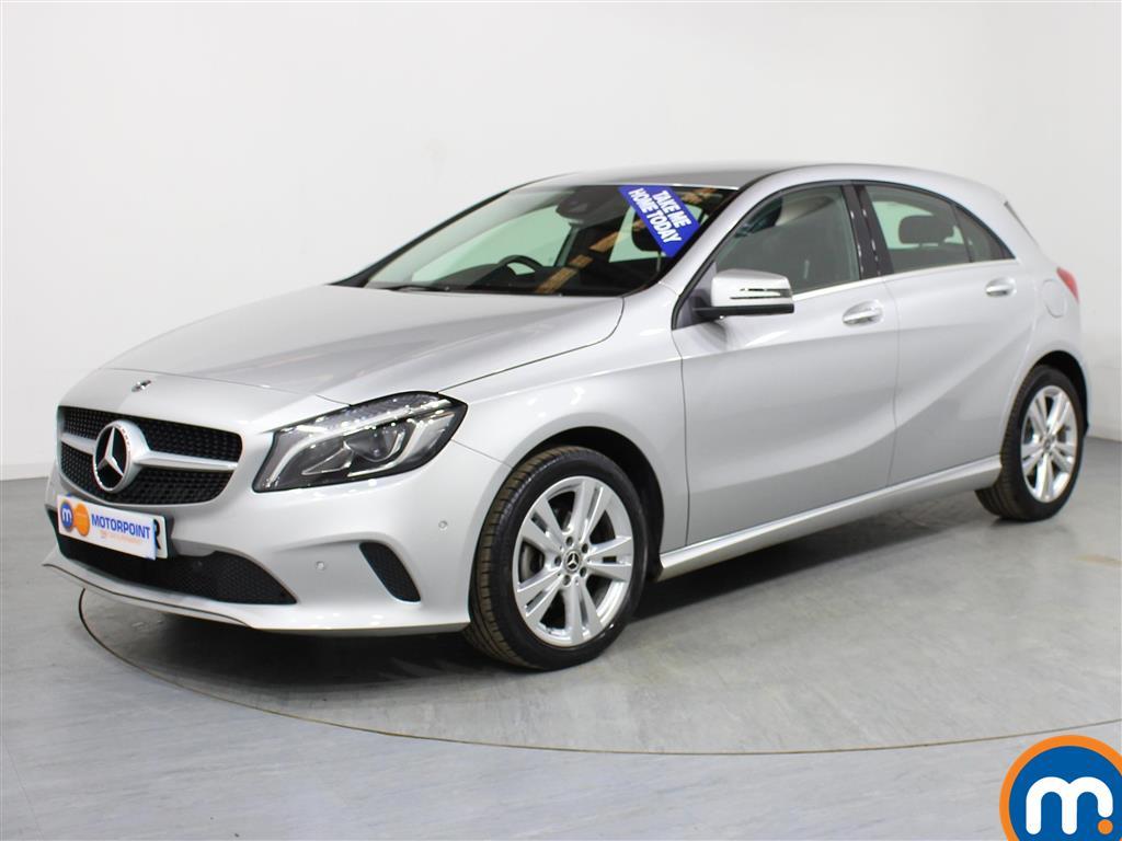 Mercedes-Benz A Class Sport - Stock Number (976563) - Passenger side front corner