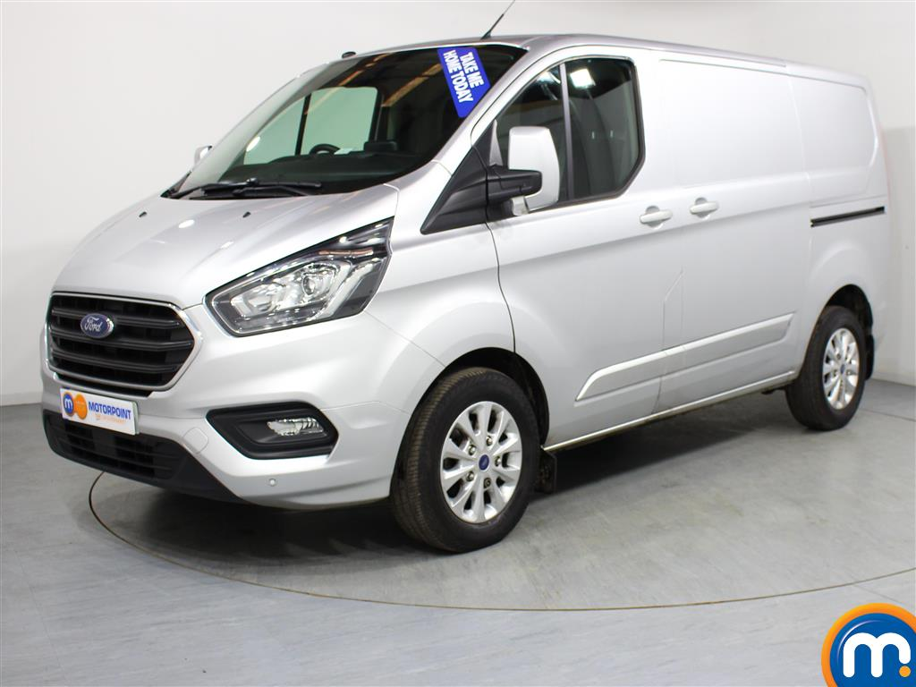 Used Ford Van For Sale Motorpoint Car Supermarket