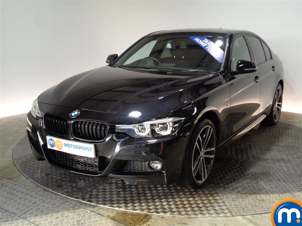 BMW 3 Series M Sport Shadow Edition - Stock Number (981321) - Passenger side front corner