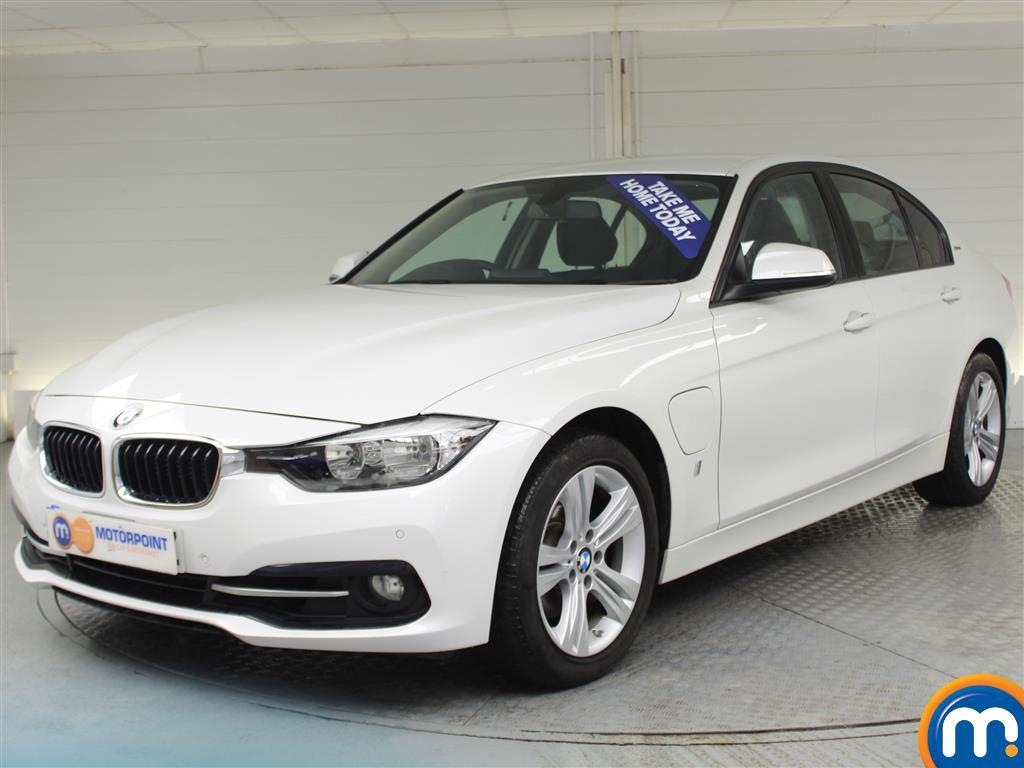 BMW 3 Series Sport - Stock Number (980911) - Passenger side front corner