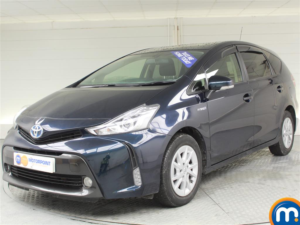 Toyota Prius-Plus Icon - Stock Number (979056) - Passenger side front corner