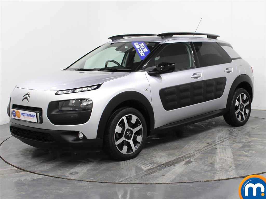Citroen C4 Cactus Flair - Stock Number (975319) - Passenger side front corner