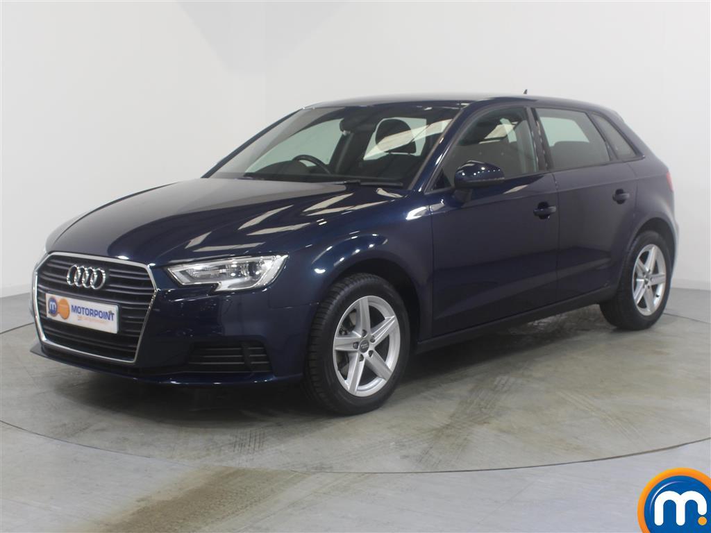 Audi A3 SE - Stock Number (979316) - Passenger side front corner