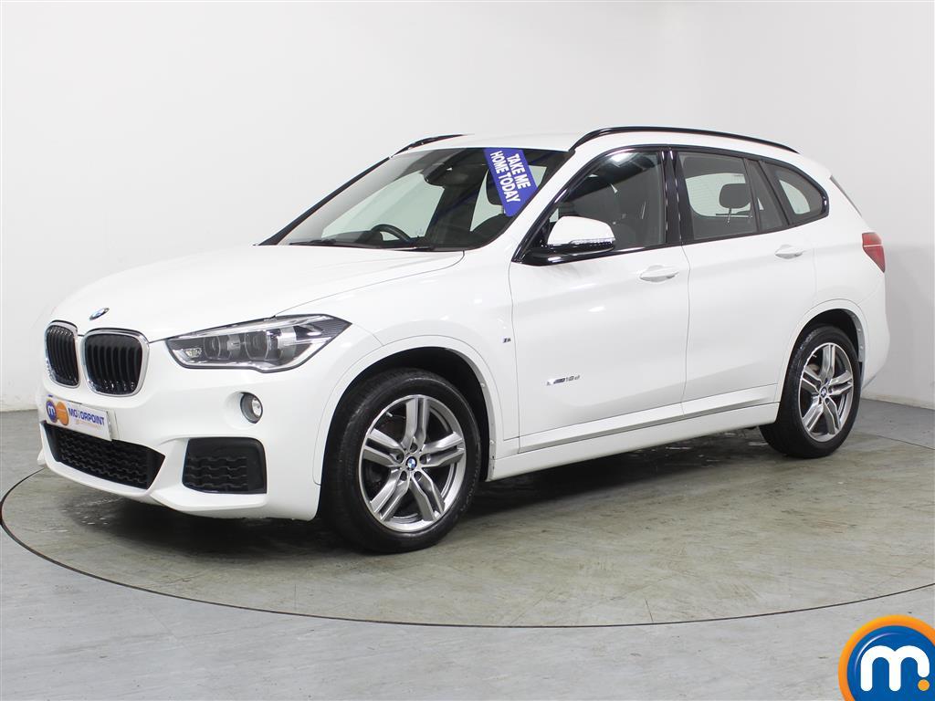 BMW X1 M Sport - Stock Number (981387) - Passenger side front corner