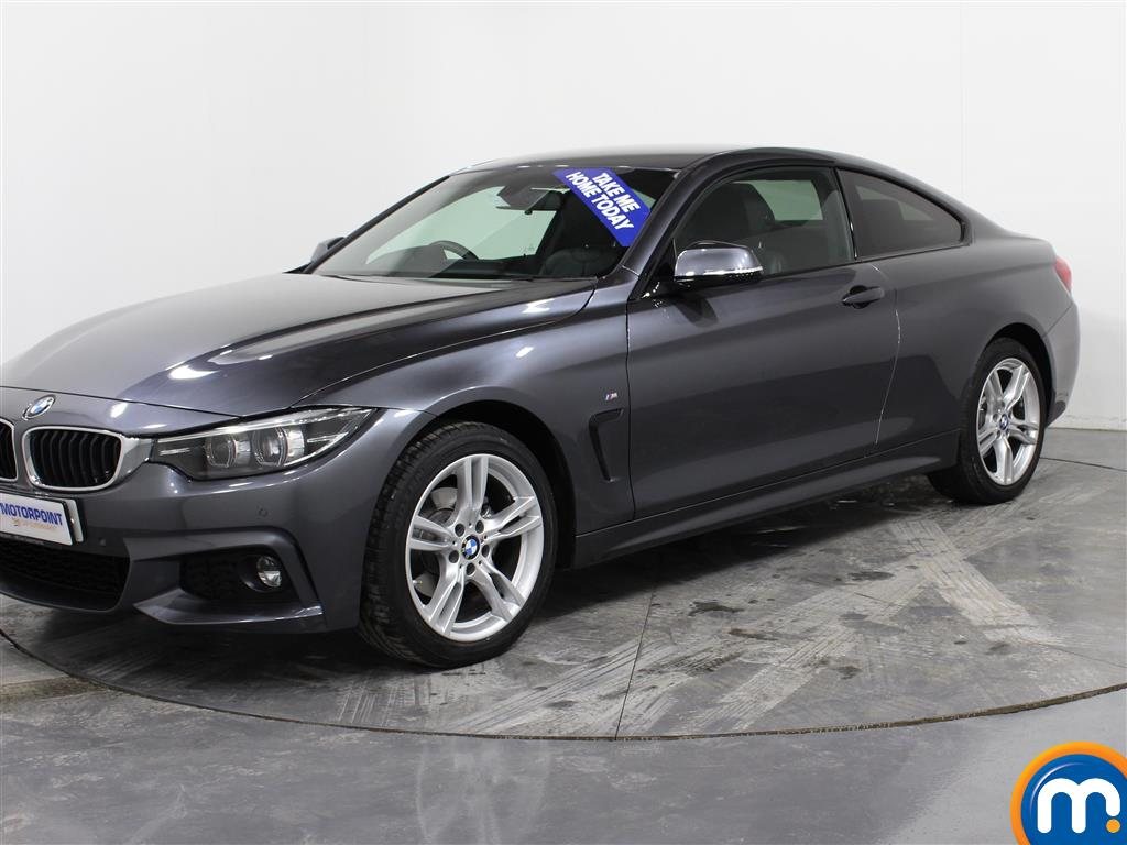 BMW 4 Series M Sport - Stock Number (981906) - Passenger side front corner