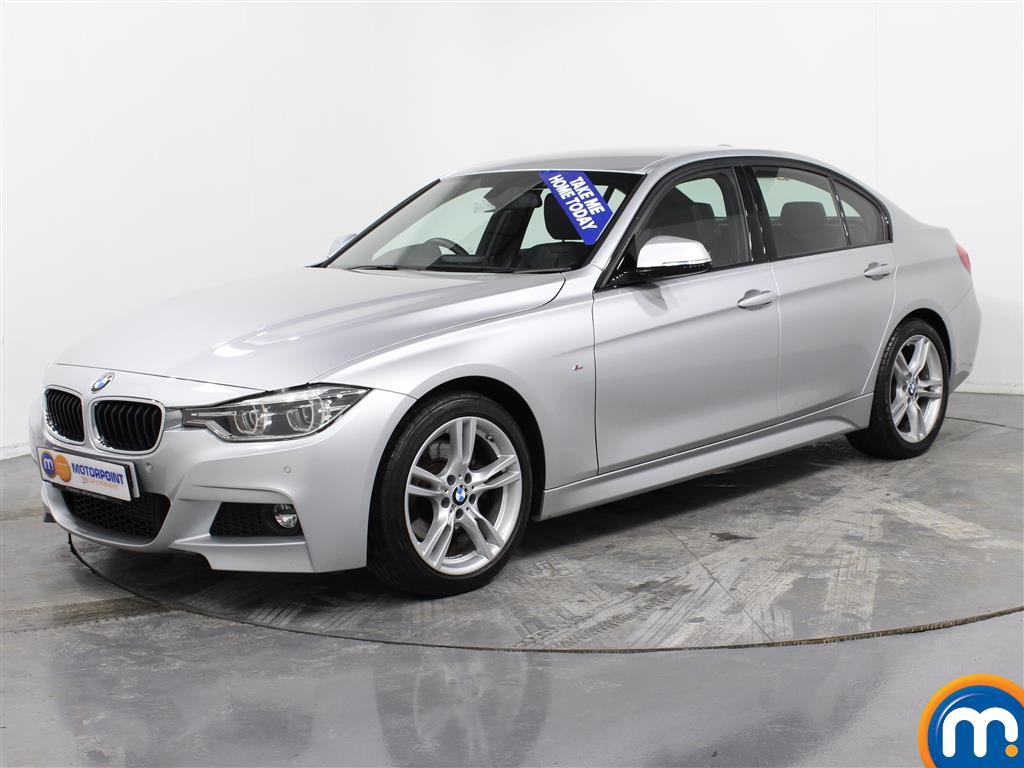 BMW 3 Series M Sport - Stock Number (982471) - Passenger side front corner