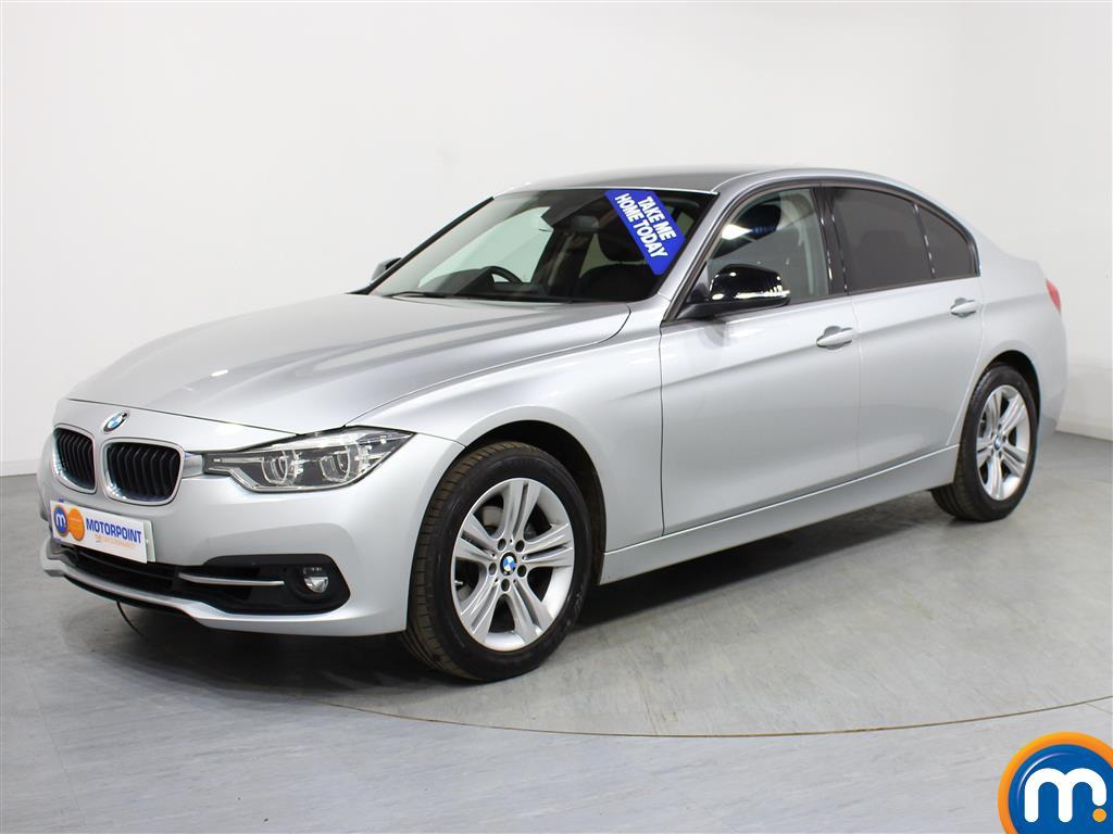 BMW 3 Series Sport - Stock Number (981293) - Passenger side front corner