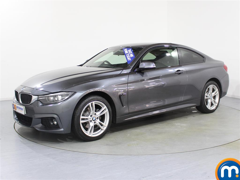 BMW 4 Series M Sport - Stock Number (981898) - Passenger side front corner