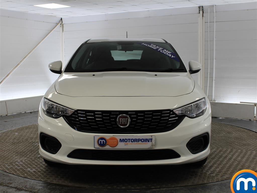 Fiat Tipo Easy Manual Petrol Hatchback - Stock Number (979953) - Front bumper