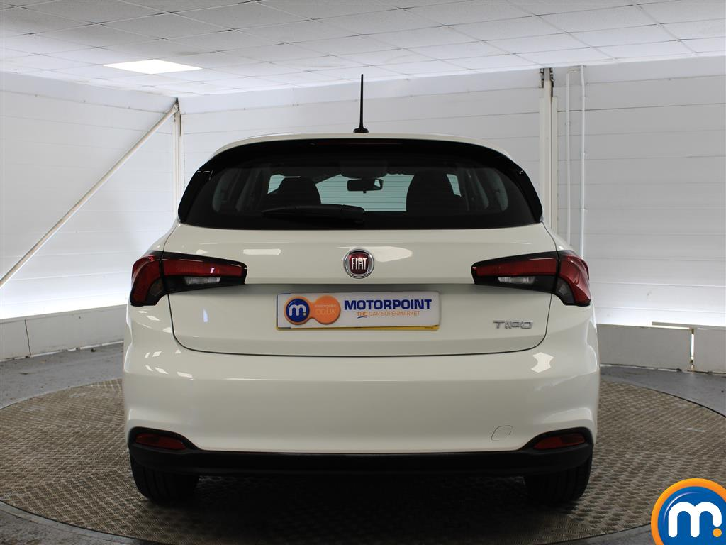 Fiat Tipo Easy Manual Petrol Hatchback - Stock Number (979953) - Rear bumper