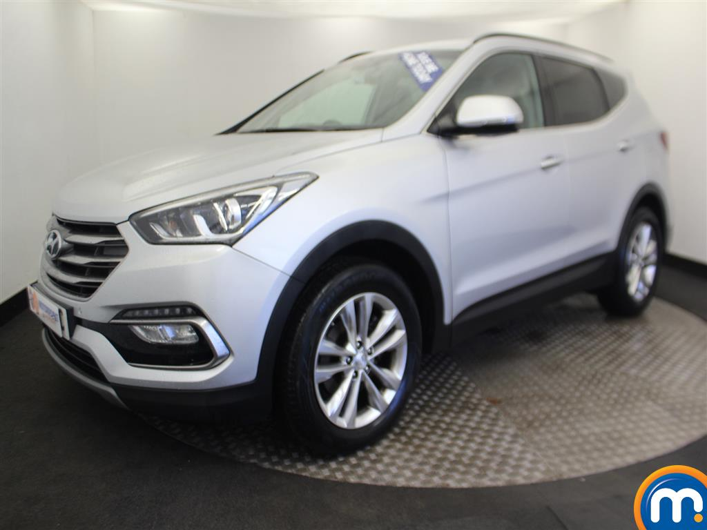 Hyundai Santa Fe Premium - Stock Number (982334) - Passenger side front corner