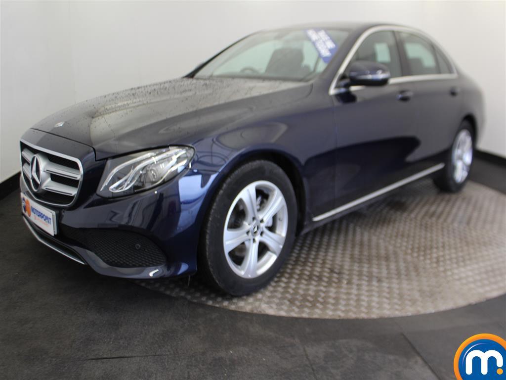 Mercedes-Benz E Class SE - Stock Number (977489) - Passenger side front corner