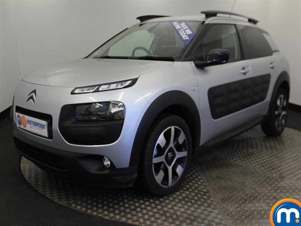 Citroen C4 Cactus Flair - Stock Number (975314) - Passenger side front corner