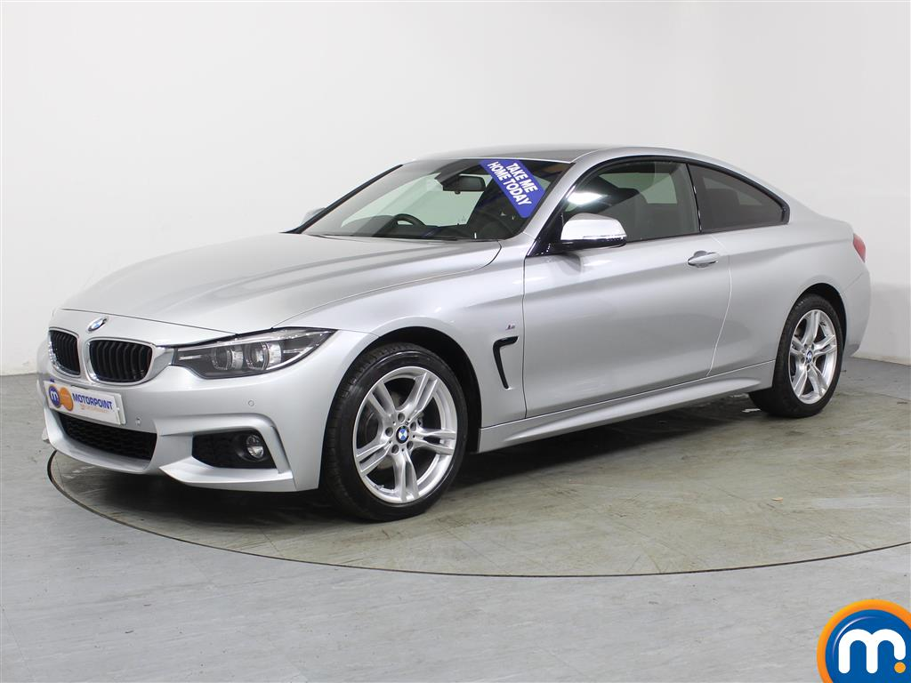 BMW 4 Series M Sport - Stock Number (981905) - Passenger side front corner