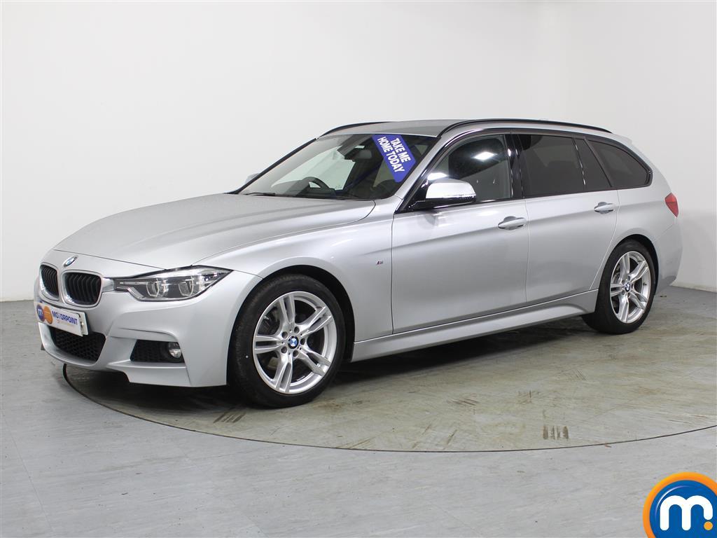 BMW 3 Series M Sport - Stock Number (981279) - Passenger side front corner