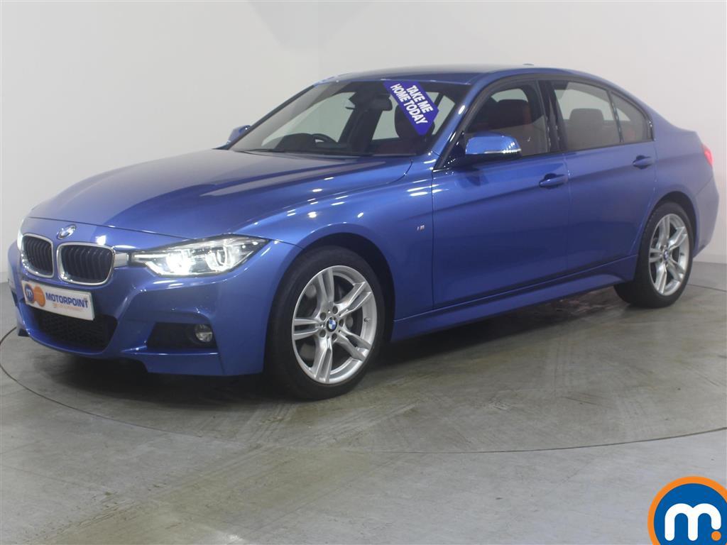 BMW 3 Series M Sport - Stock Number (978899) - Passenger side front corner