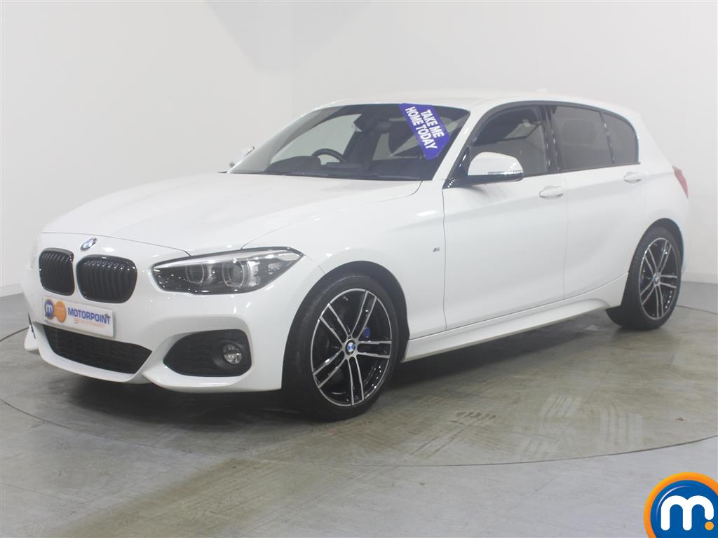 BMW 1 Series M Sport Shadow Edition - Stock Number (980159) - Passenger side front corner