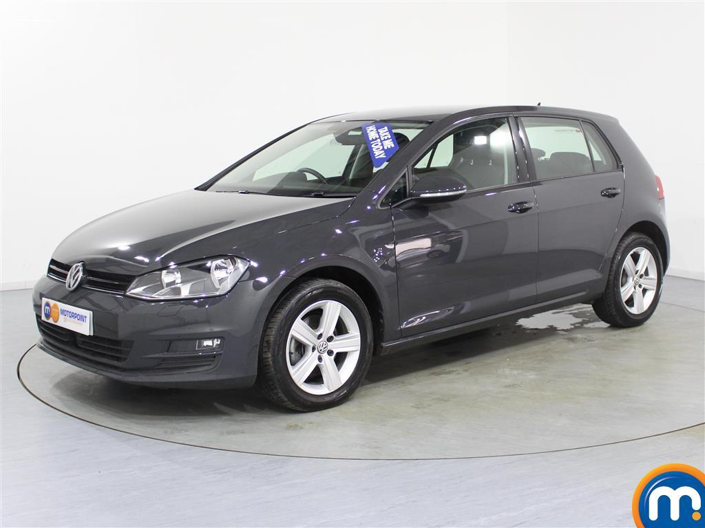 Volkswagen Golf Match Edition - Stock Number (977364) - Passenger side front corner
