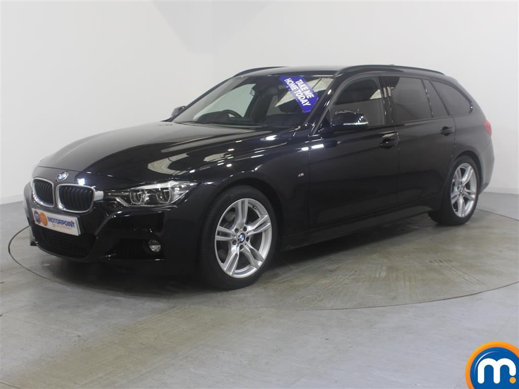 BMW 3 Series M Sport - Stock Number (981263) - Passenger side front corner