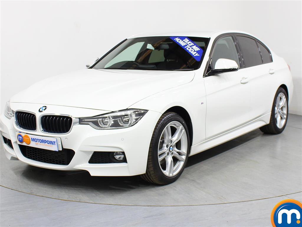 BMW 3 Series M Sport - Stock Number (981048) - Passenger side front corner