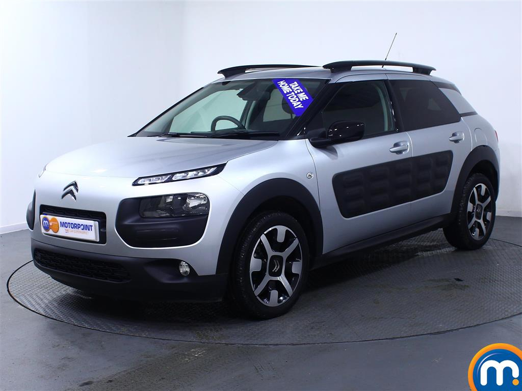 Citroen C4 Cactus Flair - Stock Number (975321) - Passenger side front corner