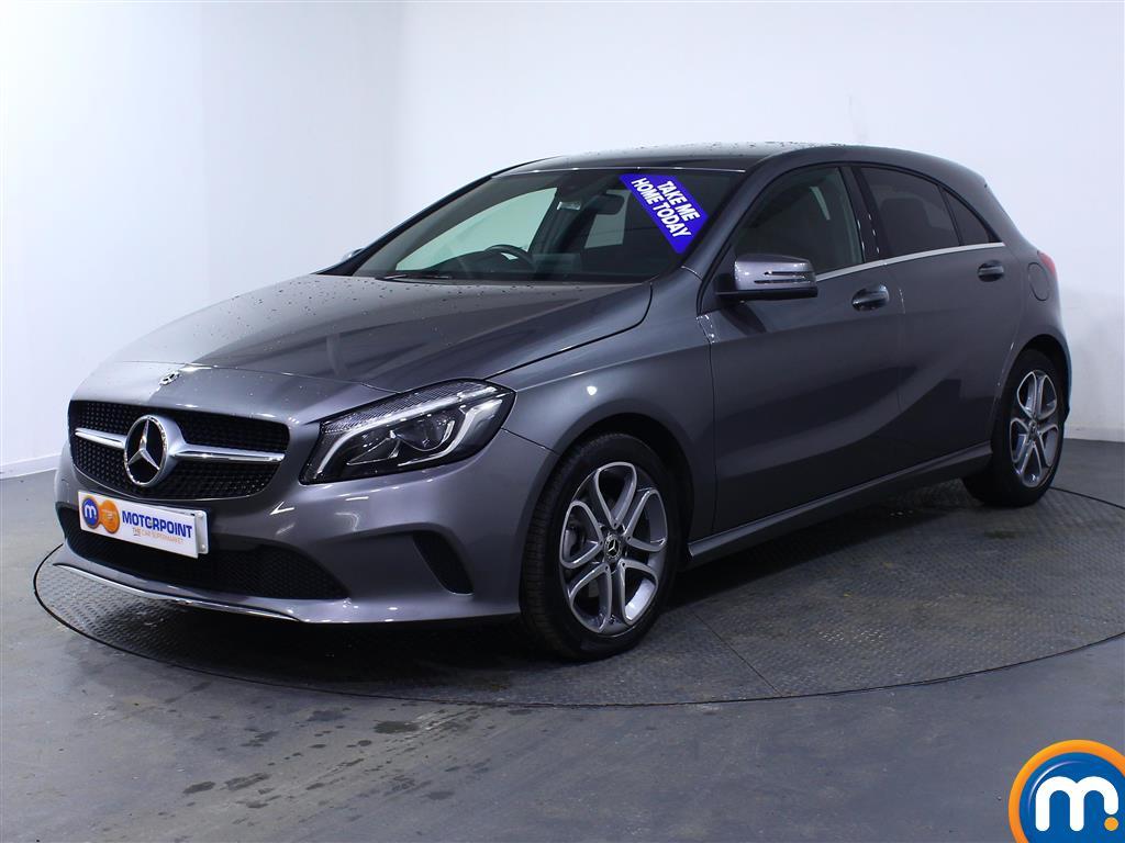Mercedes-Benz A Class Sport Edition - Stock Number (974389) - Passenger side front corner