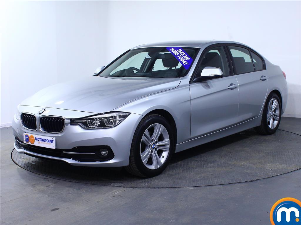BMW 3 Series EfficientDynamics Sport - Stock Number (982962) - Passenger side front corner
