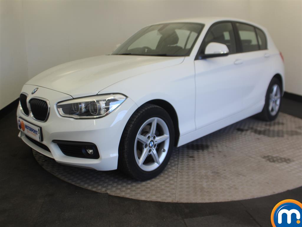 BMW 1 Series SE Business - Stock Number (983677) - Passenger side front corner