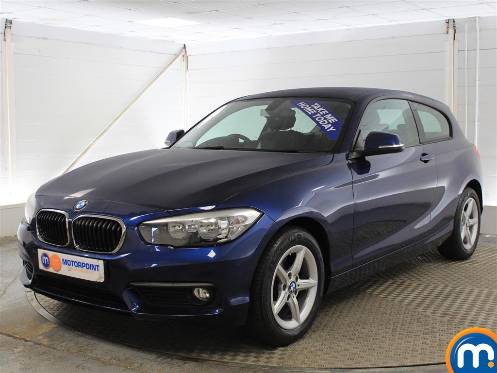 BMW 1 Series SE - Stock Number (985160) - Passenger side front corner