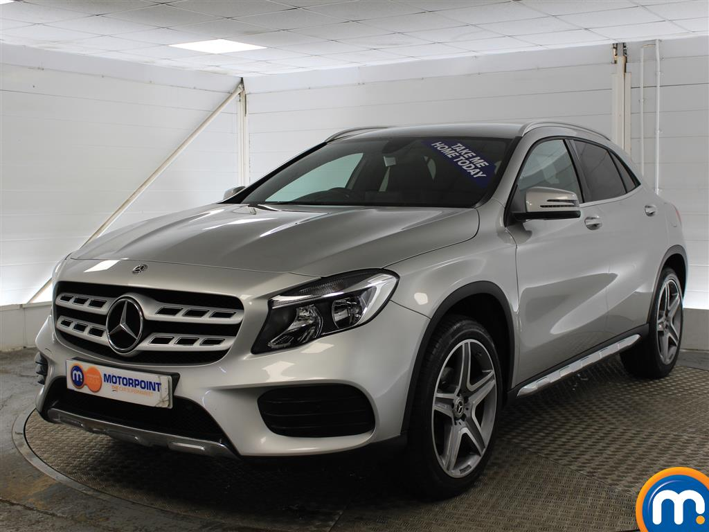 Mercedes-Benz Gla Class AMG Line - Stock Number (985254) - Passenger side front corner