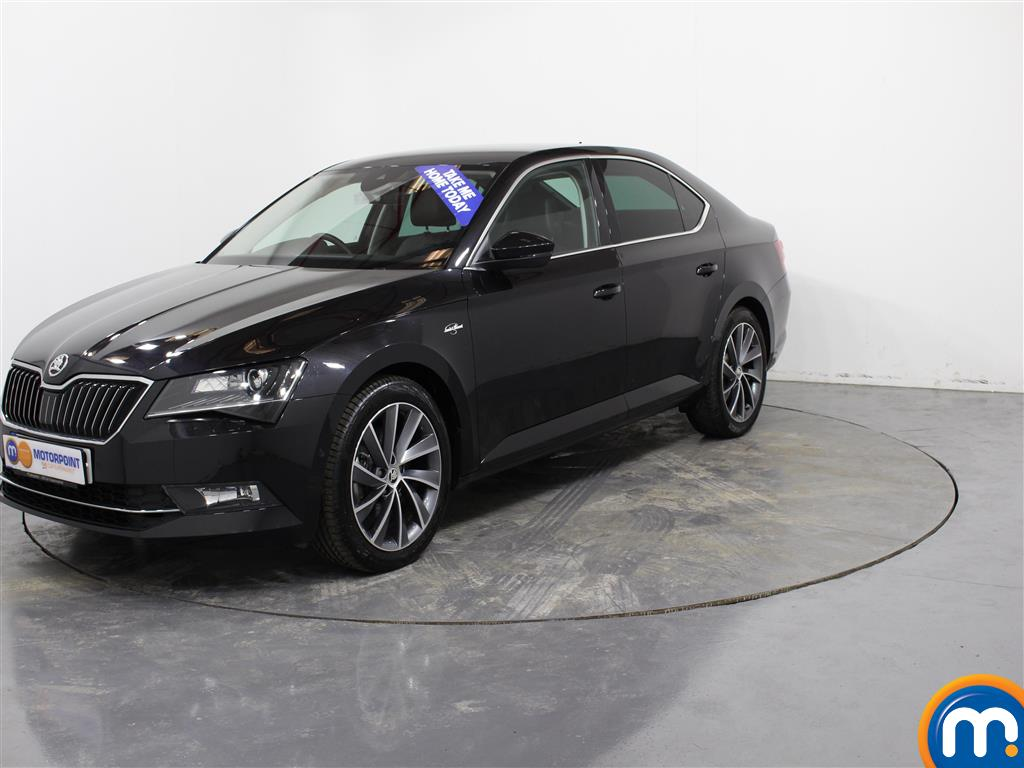 Skoda Superb Laurin -Plus Klement - Stock Number (982814) - Passenger side front corner
