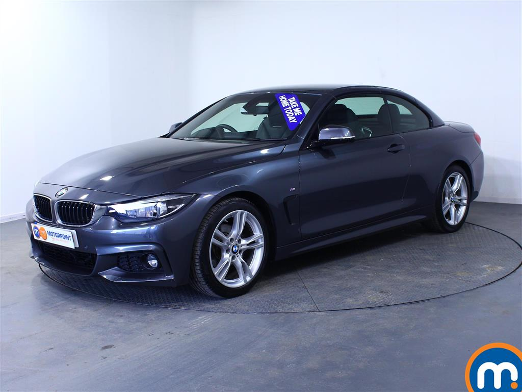 BMW 4 Series M Sport - Stock Number (982797) - Passenger side front corner