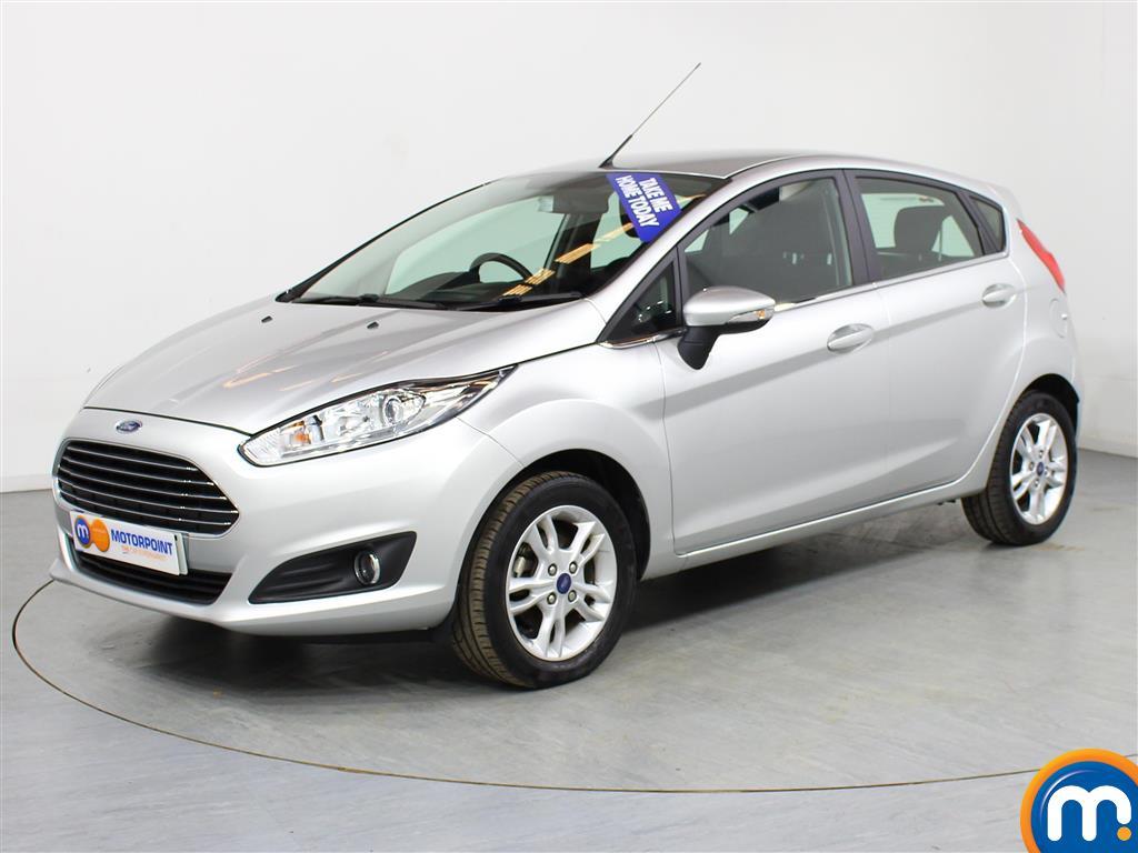 Ford Fiesta Zetec - Stock Number (983006) - Passenger side front corner