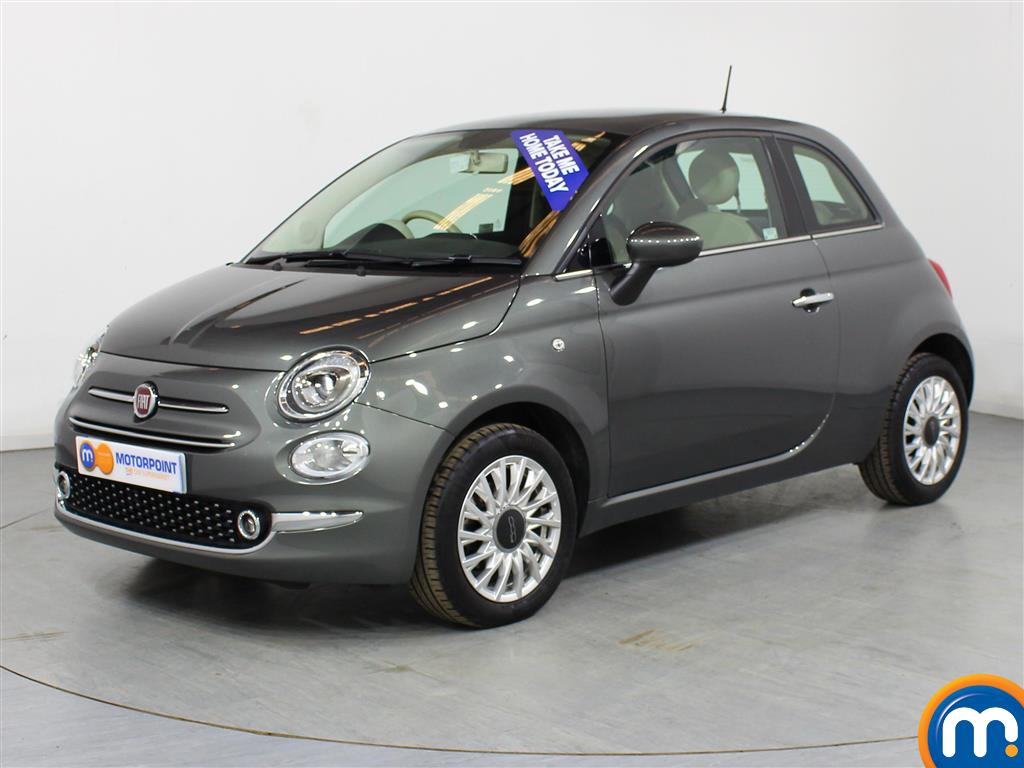 Fiat 500 Lounge - Stock Number (983406) - Passenger side front corner