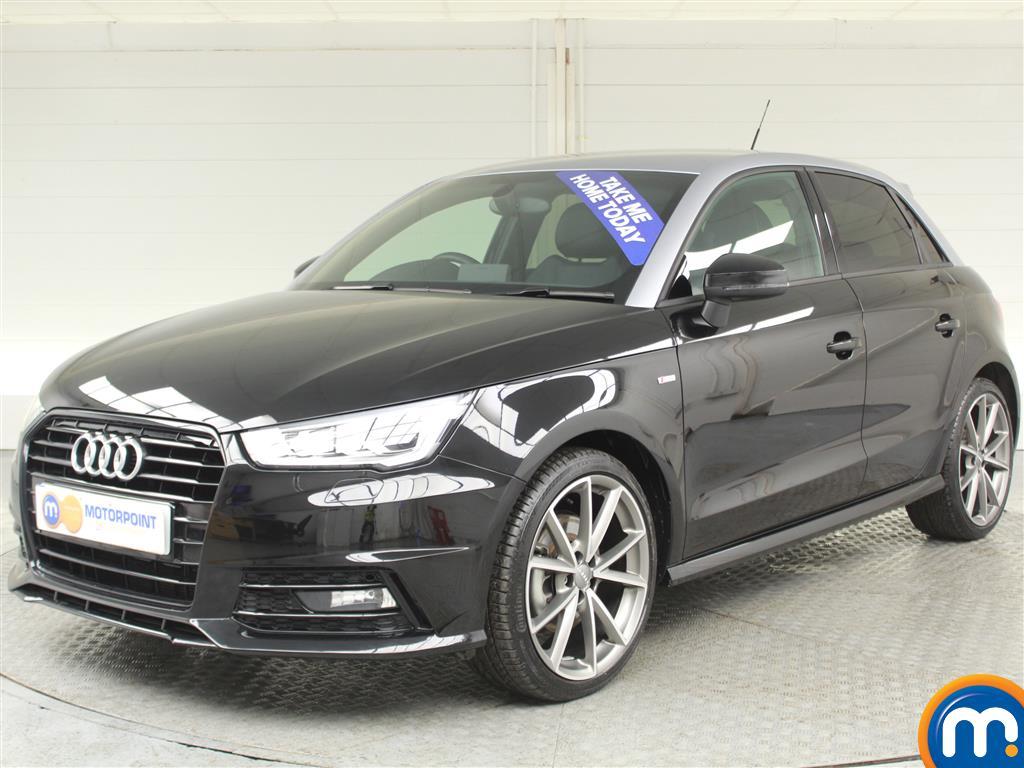 Audi A1 Black Edition Nav - Stock Number (981124) - Passenger side front corner