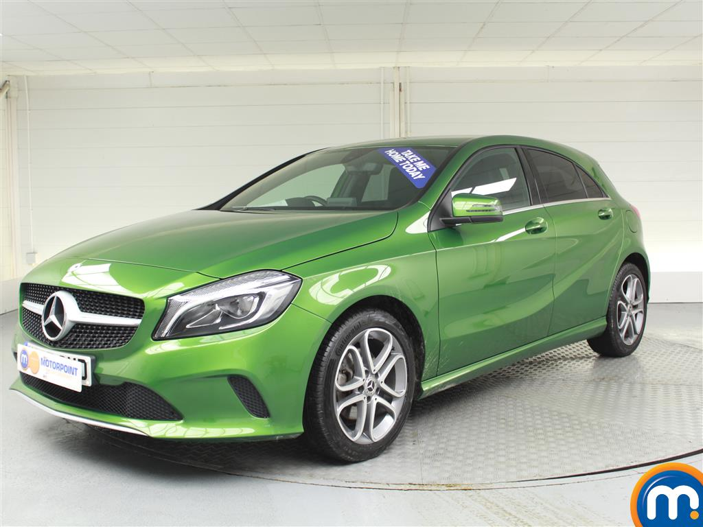 Mercedes-Benz A Class Sport Edition - Stock Number (972519) - Passenger side front corner