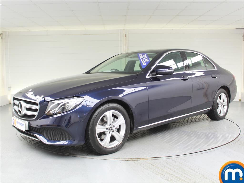 Mercedes-Benz E Class SE - Stock Number (977482) - Passenger side front corner
