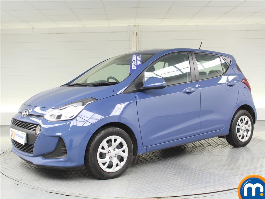 Hyundai I10 SE - Stock Number (984425) - Passenger side front corner