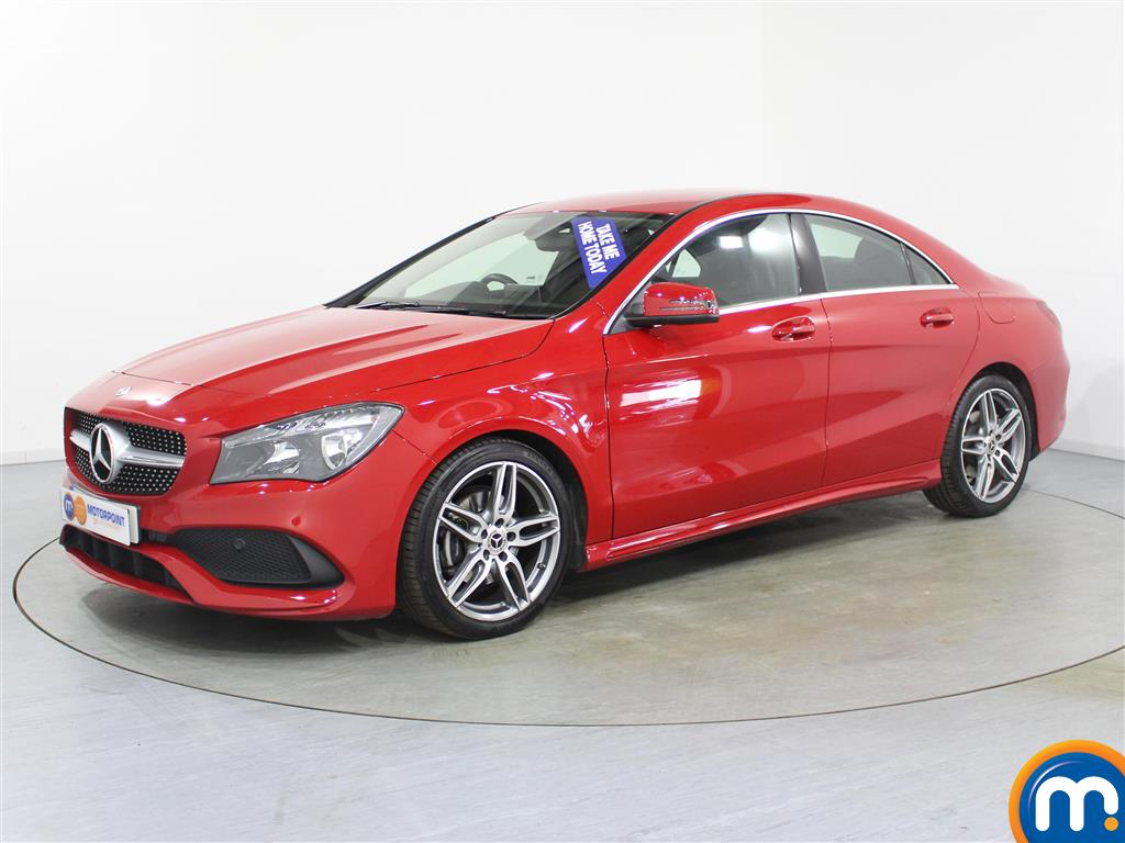 Mercedes-Benz Cla Class AMG Line Edition - Stock Number (971023) - Passenger side front corner