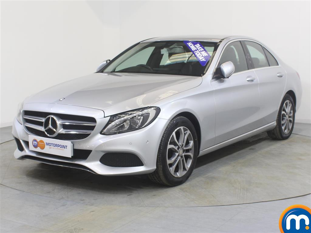 Mercedes-Benz C Class Sport - Stock Number (982803) - Passenger side front corner