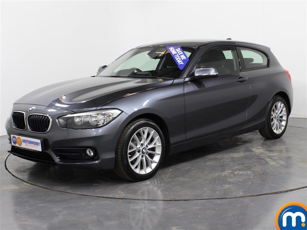 BMW 1 Series Sport - Stock Number (982503) - Passenger side front corner